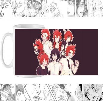 Чашка Boku no Hero Academia cup-00141